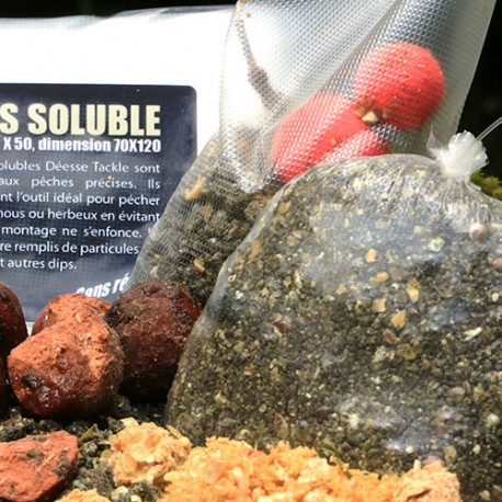 SAC SOLUBLE (PVA)